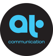 AT Communication logo