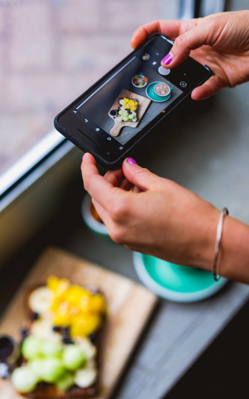 Food Blogging: il settore del food guida il traffico online